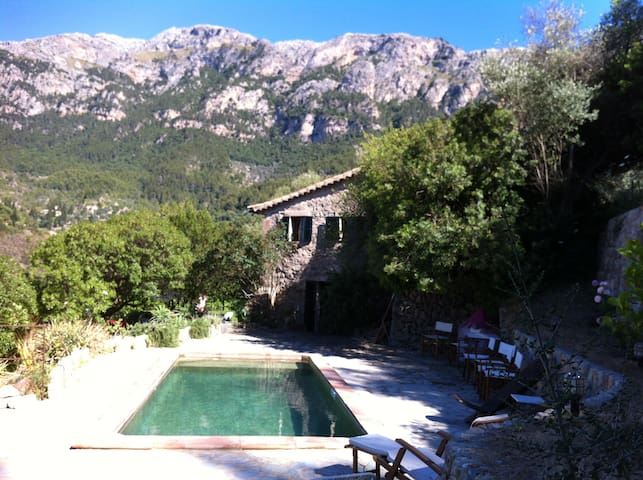 Charming Rustic Home Small Village - Deià - Hus