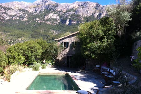 Charming Rustic Home Small Village - Deià - 独立屋