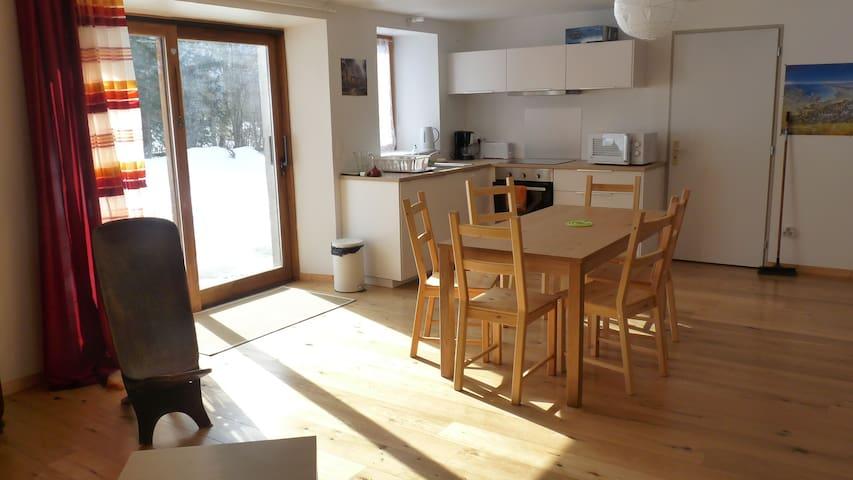 Appartement T2 chaleureux, lumineux - Lans-en-Vercors - Wohnung