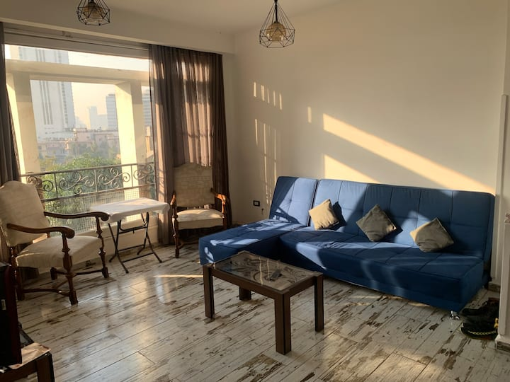 Beautiful and cozy duplex in the heart of Cairo