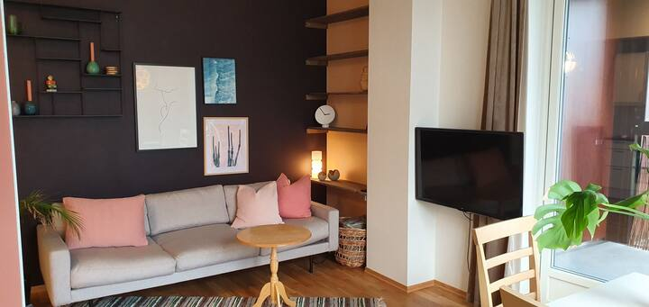 Studio Apartment - The center of Bodø