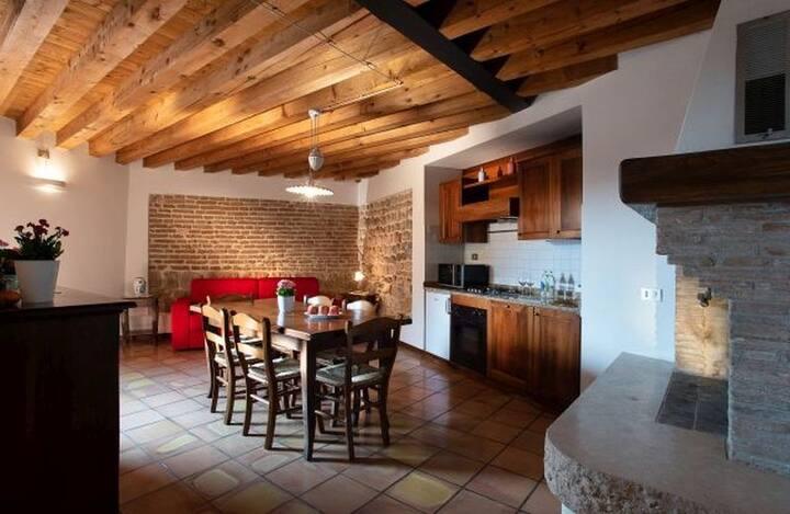 Casa del Barone (appartamento in centro storico)