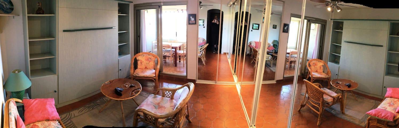 A 50 metres de la plage - La Londe-les-Maures - Apartment