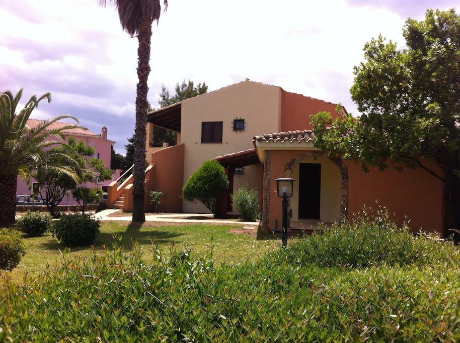 Appartamento a 200 metri dal mare appartamenti in for Affitto casa porto ottiolu