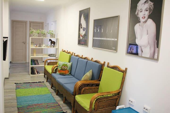 `Ohana boutique hostel комната 4