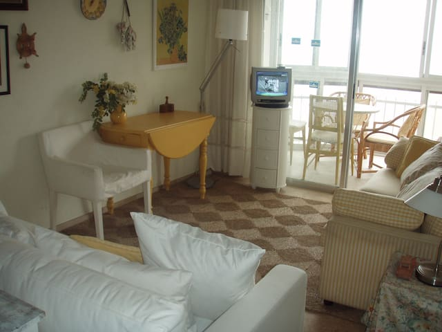 Nice beach apartment in VLC (27Km) - Valência - Apartamento
