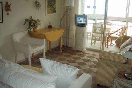 Nice beach apartment in VLC (27Km) - Walencja - Apartament