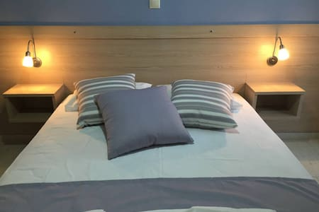 Double Room with Garden View D - Sitia - Bed & Breakfast