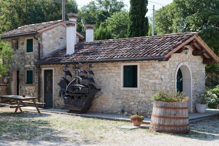 Il rifugio del pensatore - nei Colli Berici - Villaga - Casa