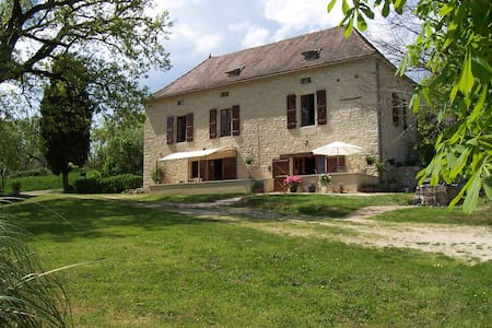 Le Perchoir des Paons B&B - Room 1 - Gindou - Bed & Breakfast