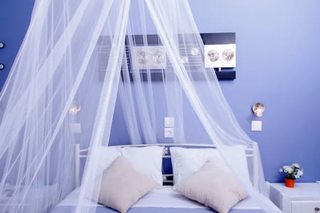 Honeymoon Double Room with Balcony - Santorini