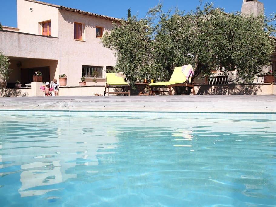 grande maison avec piscine houses for rent in beaucaire