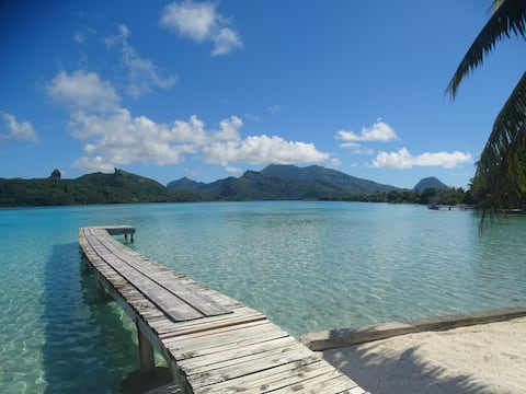 MOTU LODGE HOUSE