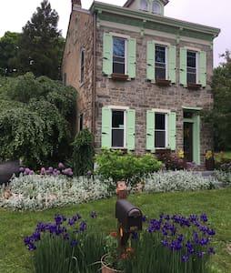 Hill Road Stone Farmhouse 1