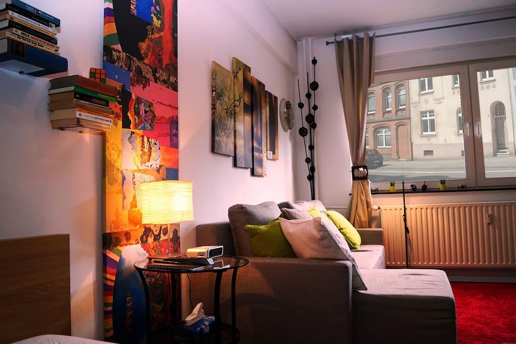 nice city apartment near k lner dom wohnungen zur miete in k ln nordrhein westfalen deutschland. Black Bedroom Furniture Sets. Home Design Ideas
