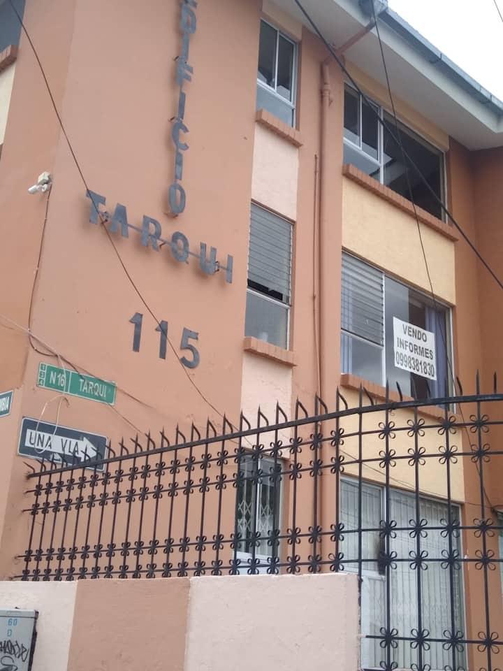 Minidepar en Quito; moderno seguro céntrico, total