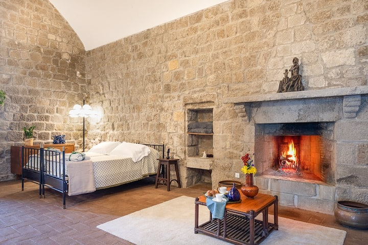 Torre dei Belforti - Fire room