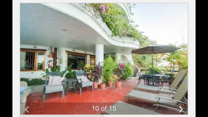 Villa Blanca Puerto Vallarta-Casa Paloma