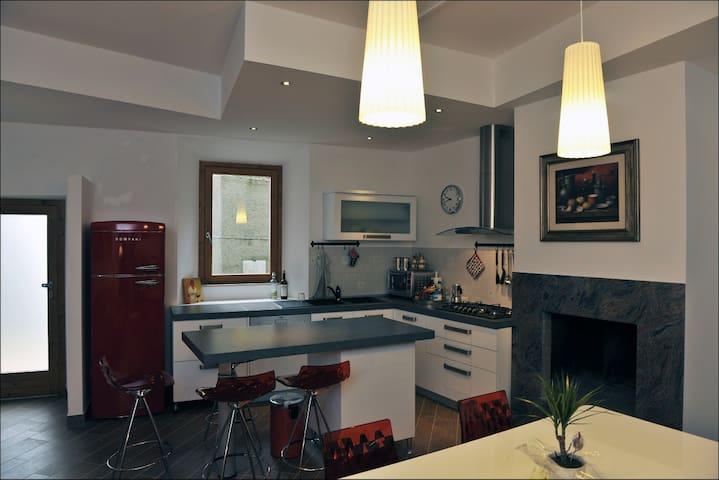 Accogliente appartamento Bellavista - Castiglione della Pescaia - Daire