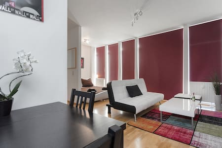 Design-Penthouse with terrace / free WiFi - Dresden