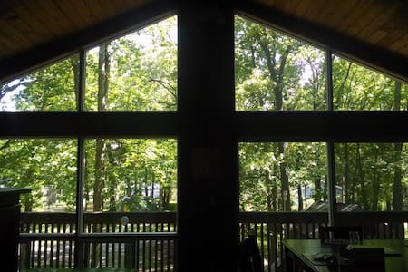 Loft In The Woods**New owners in October**