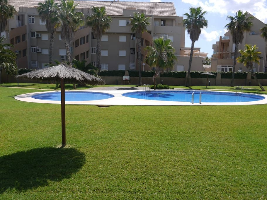 Jardines del real 1a condominiums for rent in d nia for Jardines del real