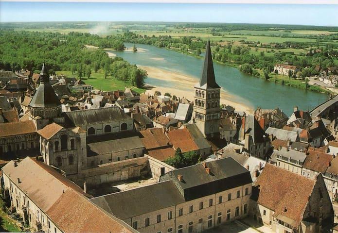 Maison au cœur de la Charité - La Charité-sur-Loire - Hus