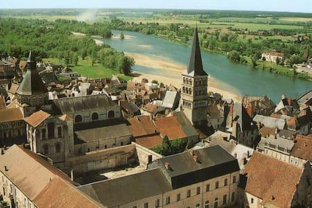 Maison au cœur de la Charité - La Charité-sur-Loire - 一軒家