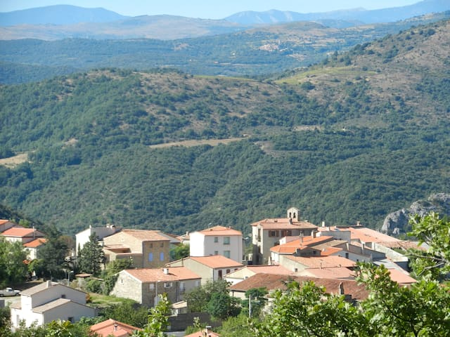 Villa au coeur du pays cathare - Saint-Arnac - Dům
