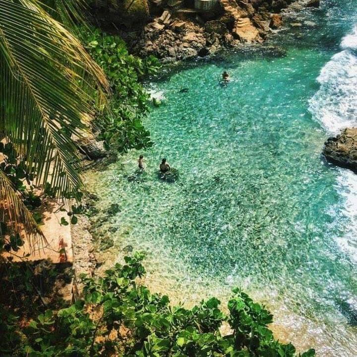 Dorado Coves Suite-OCEAN FRONT & OCEAN VIEWS!!!!