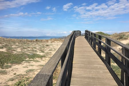 Sardegna, Golfo Asinara, spiaggia di Platamona.