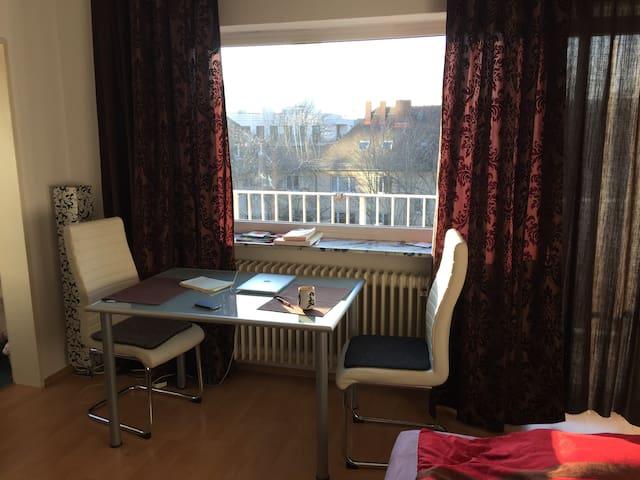 Great location - Frankfurt - Apartamento