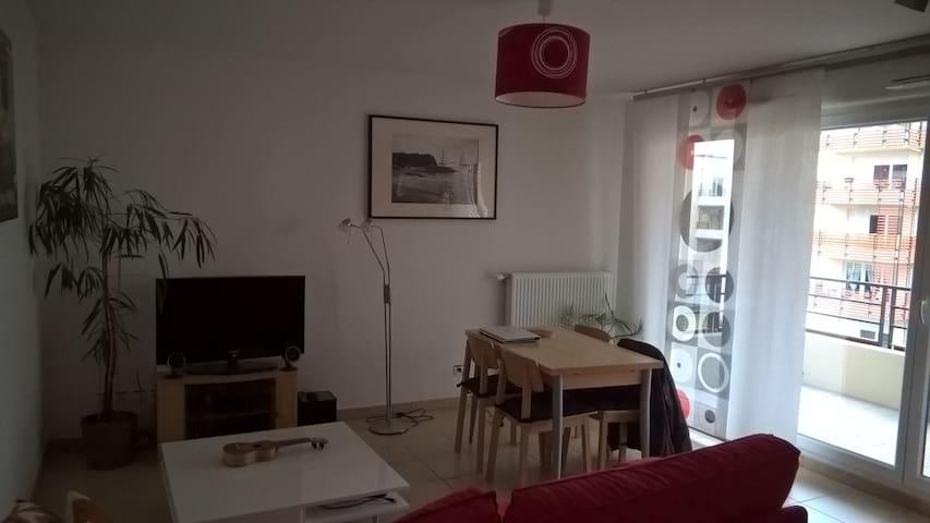 Chambre dans T3 - Les Carmes - Clermont-Ferrand - Pis