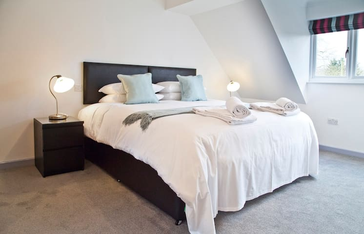 Kingfisher Cambridge South - Fulbourn - Apartament