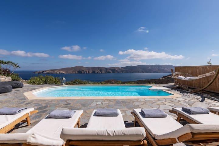 SUMMER MOOD VILLAS - 5 Bedrooms Villa(10+2 guests)