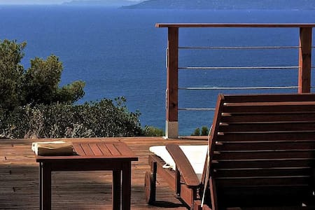 Front of the sea, perfect for two families - Rayol-Canadel-sur-Mer