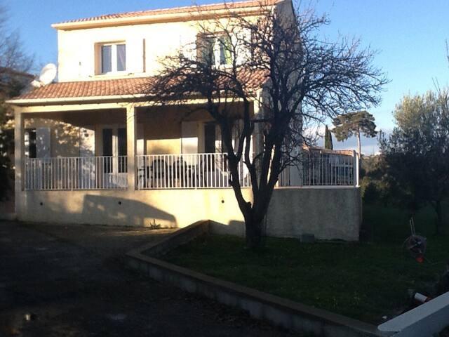 Villa de vacances - San-Nicolao - บ้าน