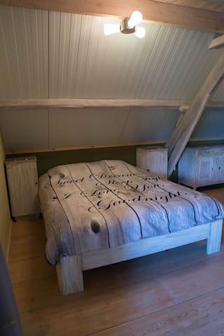 Slaapkamer vakantie woning