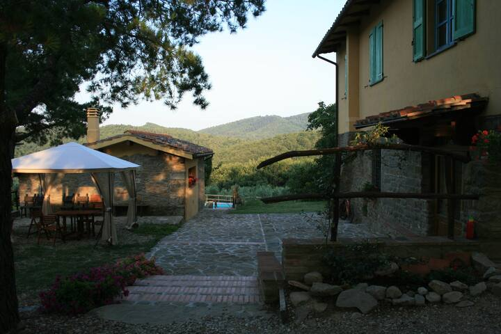 Holiday Home Podere le Muricce - Fraz. Montegonzi,Cavriglia. - Apartment