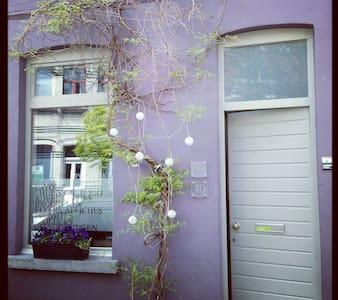 B&B Aucontraire - white room - Gent