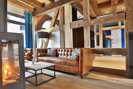 Appartement Sternwitten m. Terrasse - Stralsund - Apartment