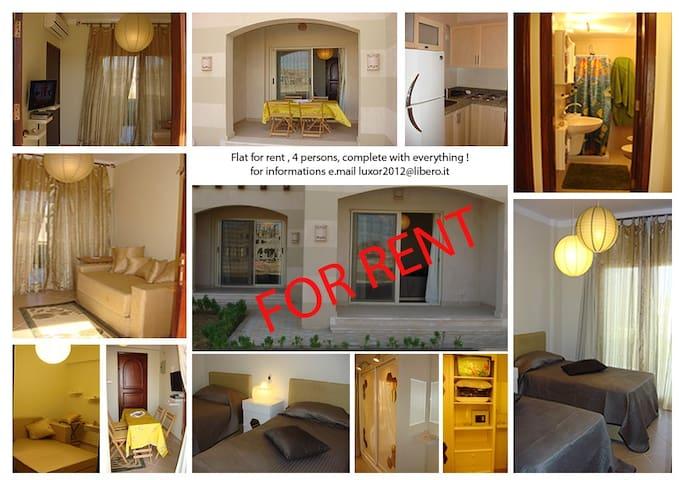 Appartamento Mar Rosso Marsa Alam