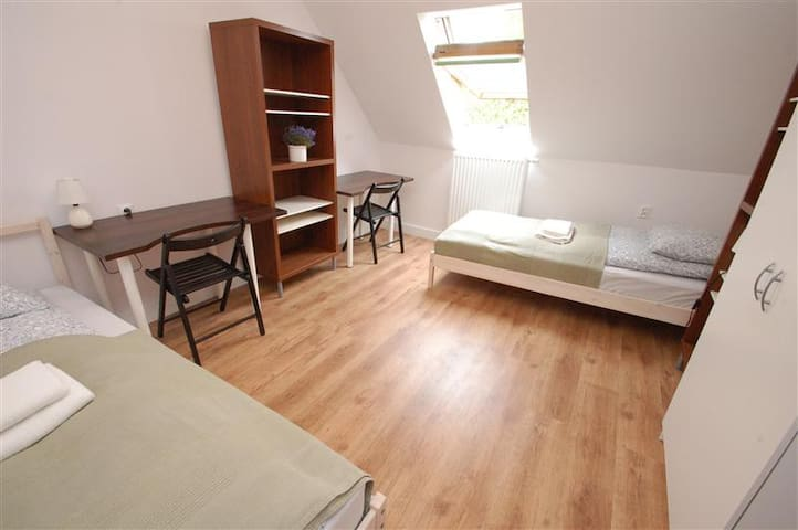 Private Room by Gdansk - Old Town 2 - Gdansk - Casa