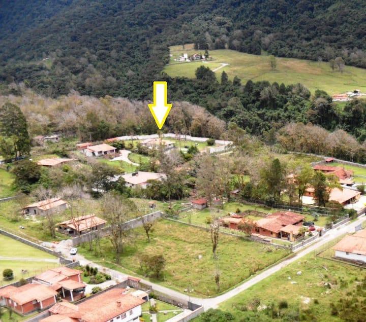 Posada en el Parque Nacional La Culata a 2.200 Mt