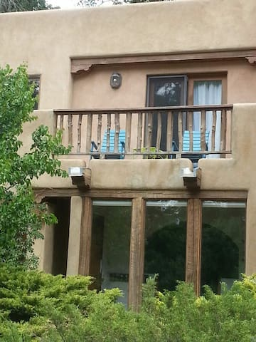 Charming Condo Off Taos Plaza - Taos - Apartment