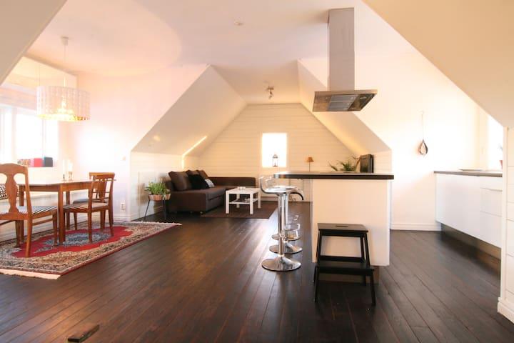Bo i vackra Vadstena - Vadstena - Apartment
