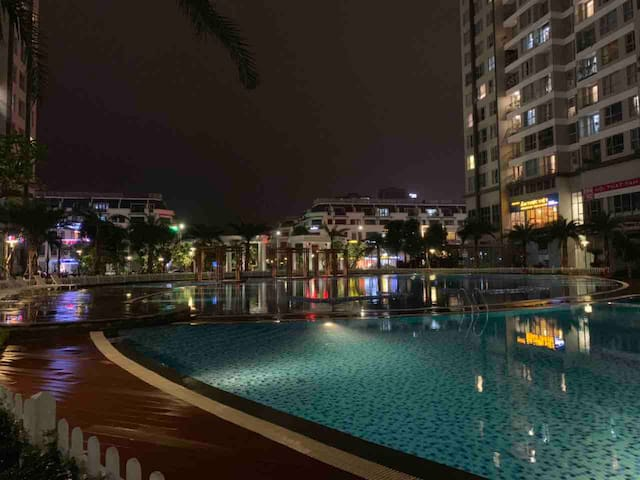 luxury place to spend your time in Ha noi