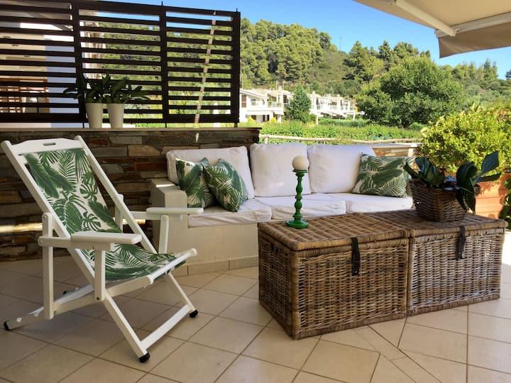 #Luxlikehome Luxury Beachfront Villa Marni