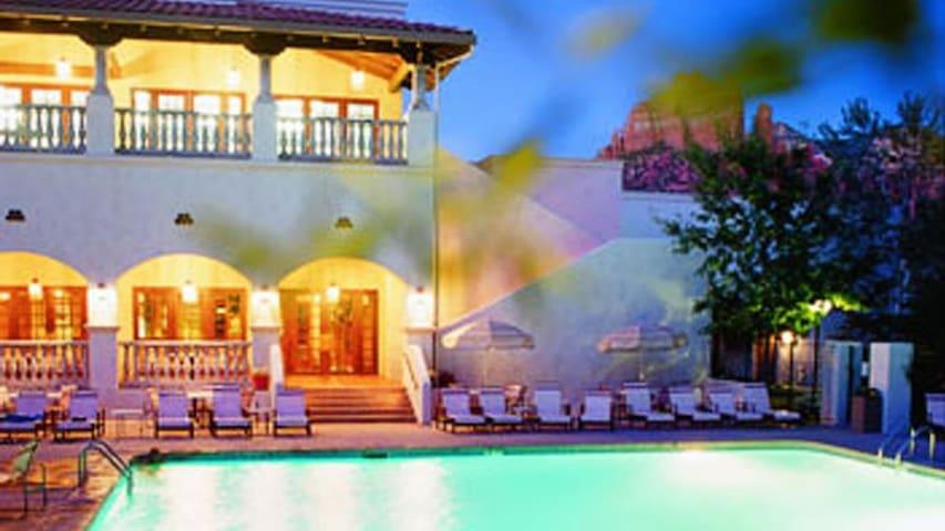 Los Abrigados Resort Studio Efficiency No Fees