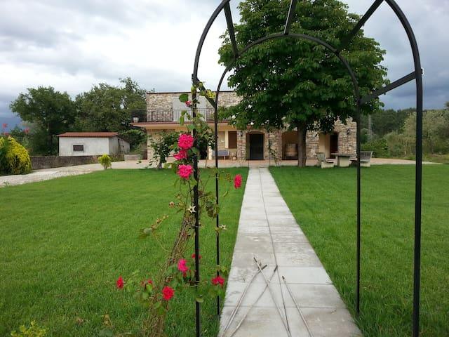 Appartamento Enotria - Castelnuovo Cilento - Leilighet